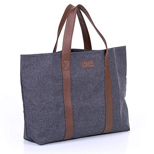 ABC Design Strandtasche Urlaubstasche - Diamond Special Edition - Asphalt