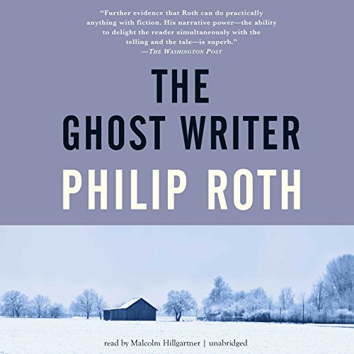The Ghost Writer cover art
