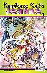 Jeanne die Kamikaze Diebin – Manga und Anime