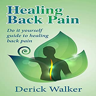 Healing Back Pain audiobook cover art