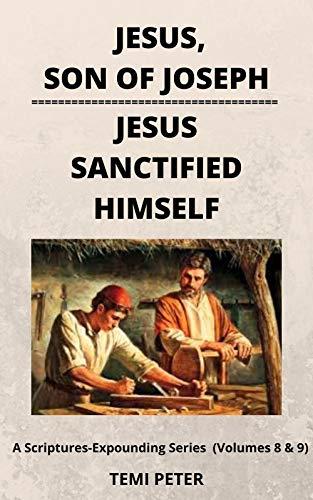 Jesus Sanctified Himself cover image