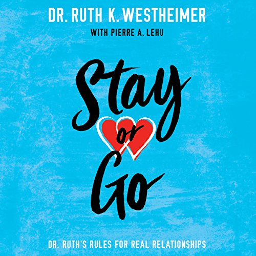 Stay or Go audiobook cover art