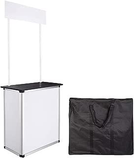 portable kiosk stand