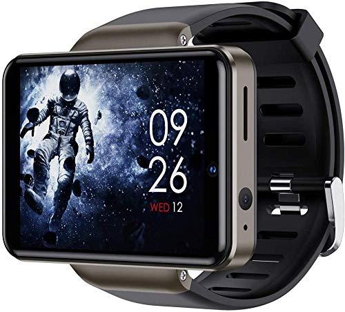 2.4 pulgadas pantalla táctil 4G reloj inteligente 3 GB+32 GB doble cámara WiFi GPS Bluetooth Smartwatch IP67 impermeable