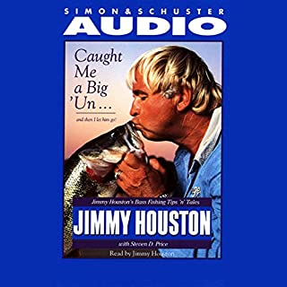 Caught Me a Big'Un...and Then I Let Him Go! audiobook cover art