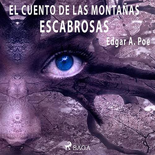 Diseño de la portada del título Un cuento de las montañas escabrosas