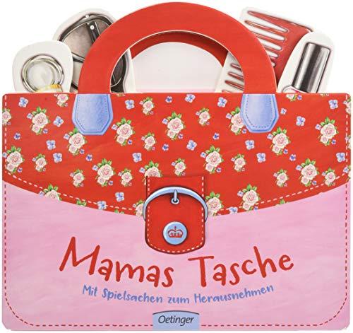 Mamas Tasche: Mit Spielsachen zum Herausnehmen