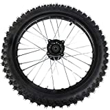 X-PRO 17' Front Wheel Rim Tire Assembly for Dirt Bikes