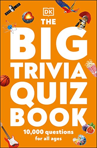 Compare Textbook Prices for The Big Trivia Quiz Book  ISBN 9780744035834 by DK