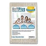 HaftPlus - base de alfombra, esterilla antideslizante - se adhiere sin pegarse, es antideslizante y se puede cortar a medida, tamaño 120 x 160 cm