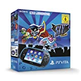 PlayStation Vita Wi-Fi inkl. The Sly Trilogy [Edizione: Germania]