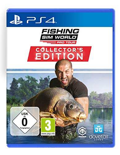 Fishing Sim World: Pro Tour - Collectors Edition [