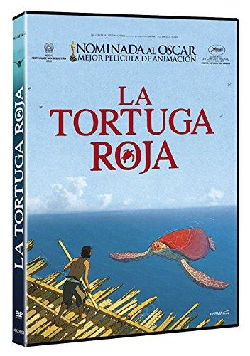 La tortue rouge (LA TORTUGA ROJA - DVD -, Spanien Import, siehe Details für Sprachen)