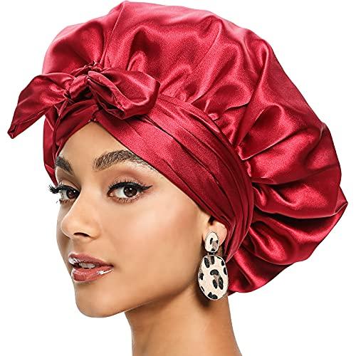 Top 10 Best silk head wrap for sleeping Reviews