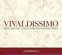 Vivaldissimo: Music for Two Trumpets & Organ