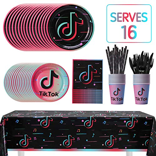 Tik Tok Party Supply Pack