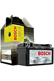 Bosch M4F26 Bater/ía motocicleta 12N9-3B YB9L-B 12V Plomo 9A//h-80A