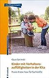 Kinder mit Verhaltensauffälligkeiten in der Kita: Praxis-Know-how für Fachkräfte