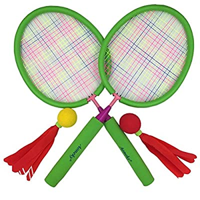 Aoneky Kids Badminton Set