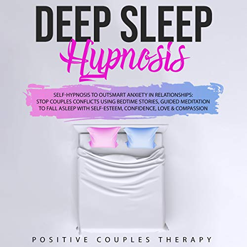 Deep Sleep Hypnosis Titelbild