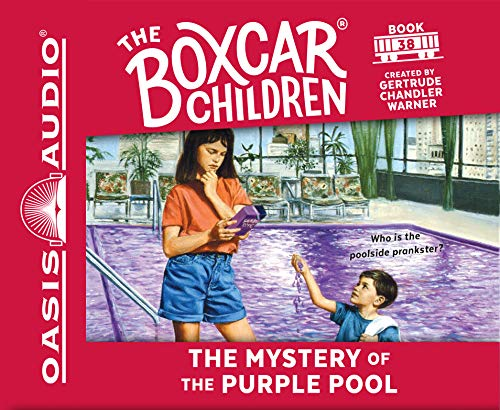 BOXC 038 MYST OF THE PURPLE 2D (Boxcar Children, Band 38)
