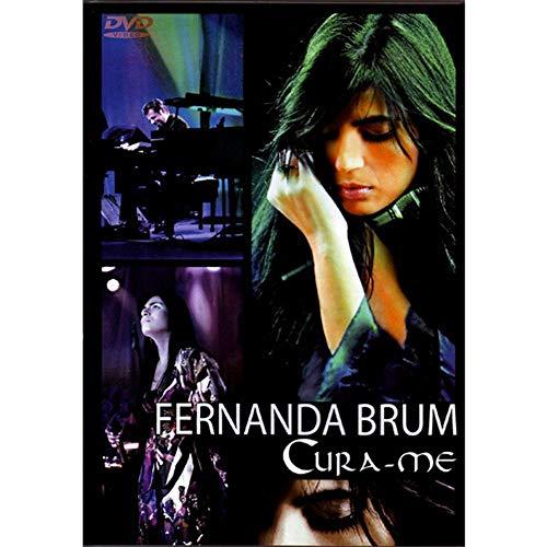 Dvd.Cura-Me - Fernanda Brum