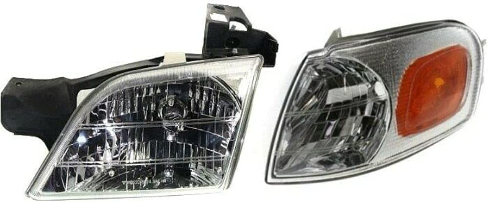 QYXY Auto Light Charlotte Mall Kit Max 69% OFF Left Hand Driver LH Side