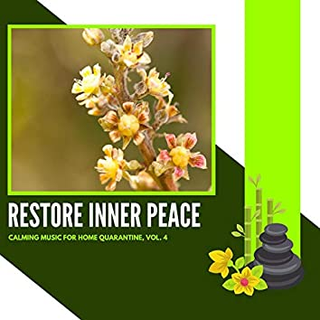 Restore Inner Peace - Calming Music For Home Quarantine, Vol. 4