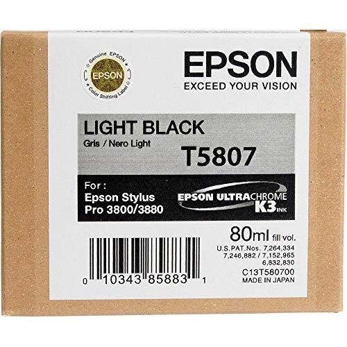 Epson Tintenpatrone  Light Black  für Epson Stylus Pro 3800