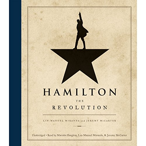 Hamilton audiobook cover art