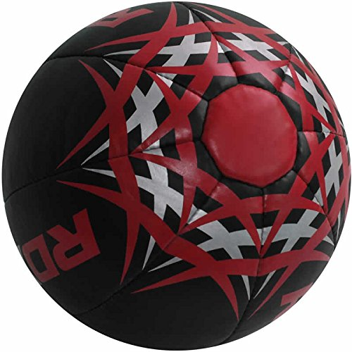 RDX Balón Medicinal difícil Red 5 kg Pelotas, Rojo, 1SIZE