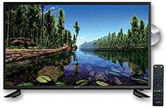 """SuperSonic SC-3222 LED Widescreen HDTV 32"""", Built-in DVD Player with HDMI - (AC Input Only): DVD/CD/CDR High Resolution an..."""