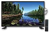 SuperSonic SC-3222 LED Widescreen HDTV 32', Built-in DVD Player with HDMI - (AC Input Only): DVD/CD/CDR High Resolution and Digital Noise Reduction