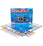 Winning Moves Friends Monopoly Game Set