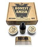 Honest Amish Beard Kit Gift Box