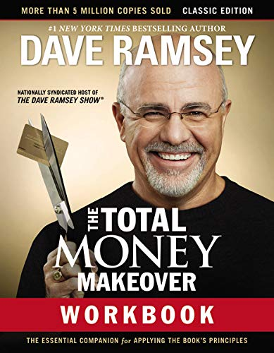 Image OfThe Total Money Makeover Workbook: Classic Edition: The Essential Companion For Applying The Book's Principles