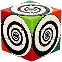 V-Cube VCB-3-SPIRALS Funky Spirals 3 Cube Toy, Multicolor