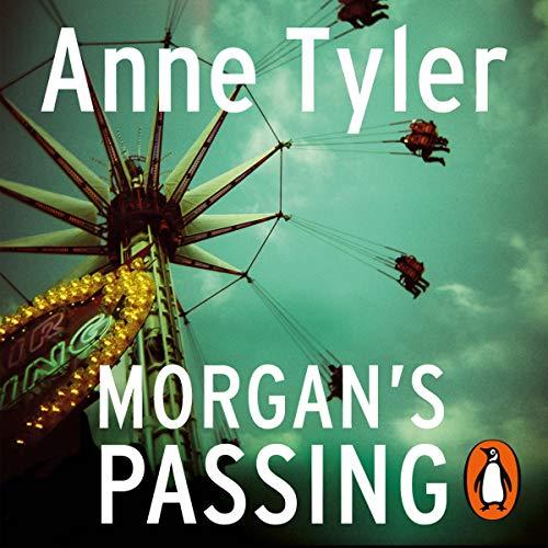 Morgan's Passing audiobook cover art