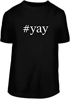 #Yay - A Hashtag Nice Men's Short Sleeve T-Shirt Shirt