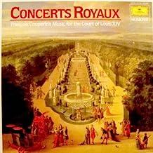 Best François Couperin's Concert Royaux / Music for the Court of Louis XIV: Heinz Holliger, Oboe, Aurèle and Christiane Nicolet, Flutes, Christiane Jaccottet, Harpsichord Review