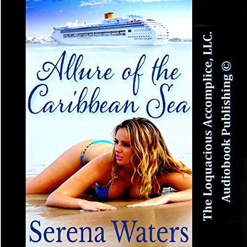 Allure of the Caribbean Sea audiobook cover art