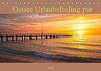 Ostsee Urlaubsfeeling pur (Tischkalender 2022 DIN A5 quer): Zauberhafte Fotografien von der Ostseekueste (Monatskalender, 14 Seiten )
