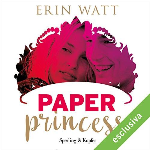 Paper Princess audiobook cover art