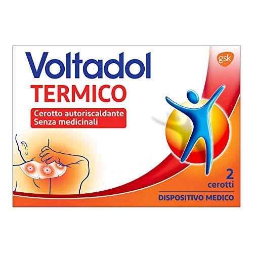 Voltadol Warmtepleister voor autorisatie, zonder medicijnen, 2 pleisters, 133 g