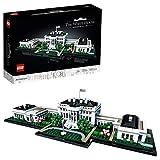 LEGO 21054 Architecture La Casa Blanca, Set de Construcción para Adultos, Maqueta de Exposición