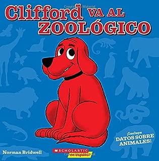 Clifford va al zoológico (Clifford Visits the Zoo) (Spanish Edition)