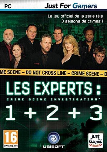 Coffret les experts CSI: 1+2+3 [Importación francesa]