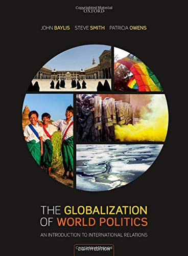 Image OfThe Globalization Of World Politics: An Introduction To International Relations