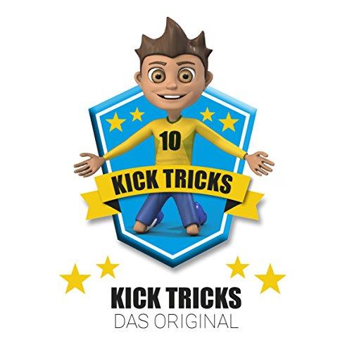 Kick-Tricks Juego de cartas de fútbol con 10 trucos