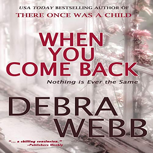 When You Come Back audiobook cover art